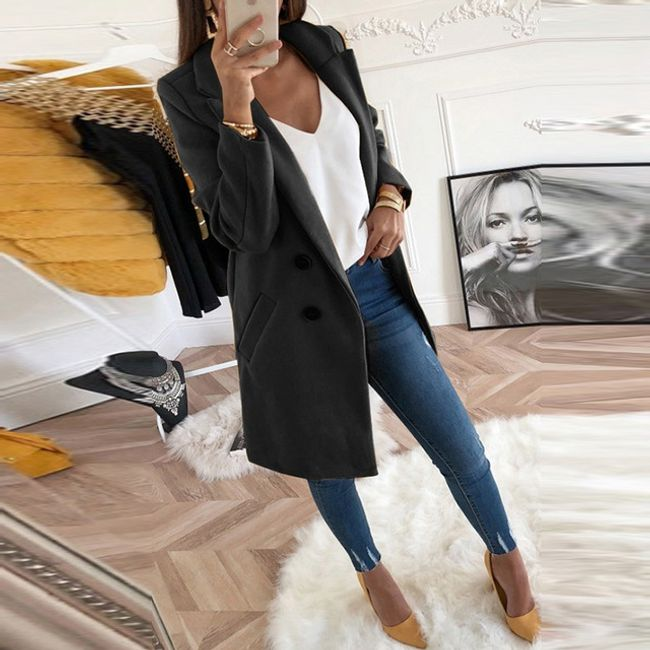 Női kabát Badyne 1