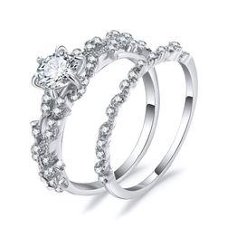 Damskie pierścionki B06865