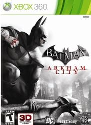 Igra (Xbox 360) Batman: Arkham City
