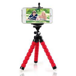 Trepied flexibil pentru fotografiere pe teren