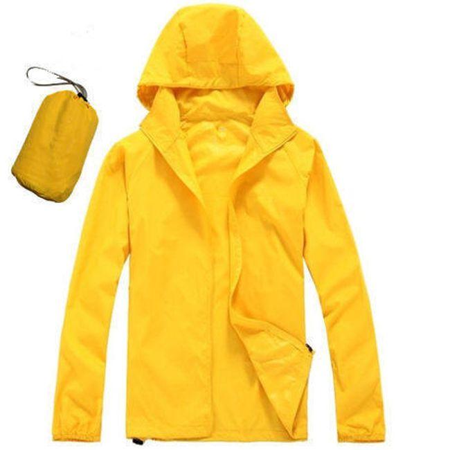 Nepremočljiva ženska jakna 1