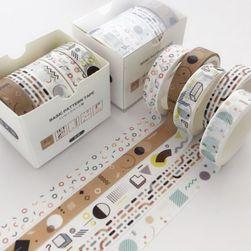 Washi tape strips Sarah