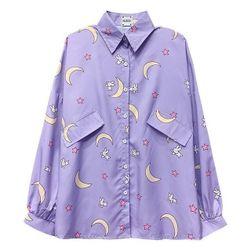 Women's oversize shirt GInny