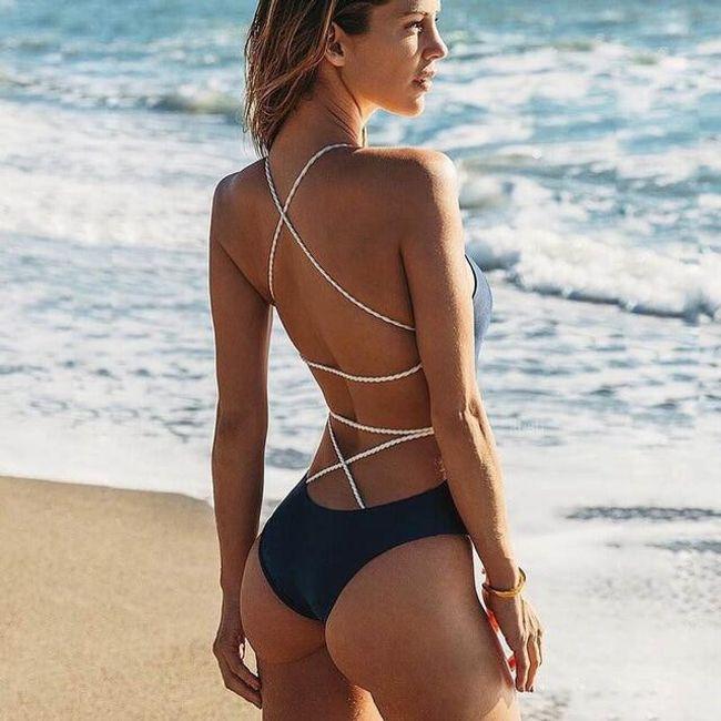 Ženski kupaći kostim Luka 1