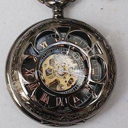 Pánské kapesní hodinky steampunk