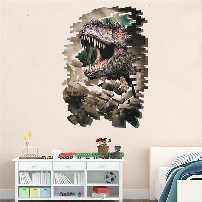 Fali matrica - T-Rex 1