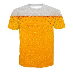 Pivní triko pro milovníky rezavého moku