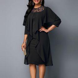 Damska sukienka plus size Caitie