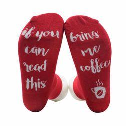Ponožky s vtipným nápisem - 5 variant