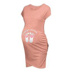 Rochie pentru gravide Zeenat