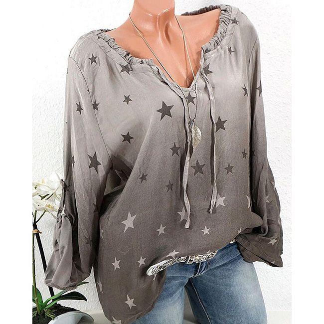 Női ingek csillagokkal