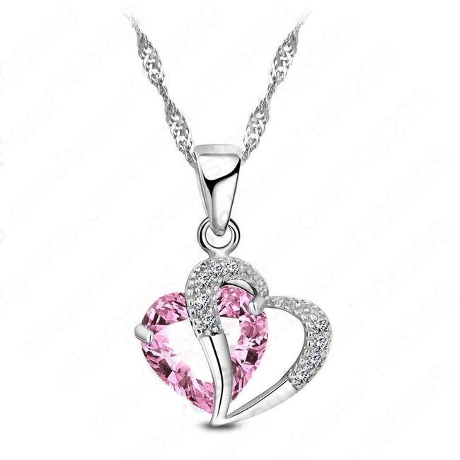 Dámský náhrdelník B097 1