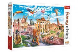 Puzzle-Wild Rome  RM_89010600