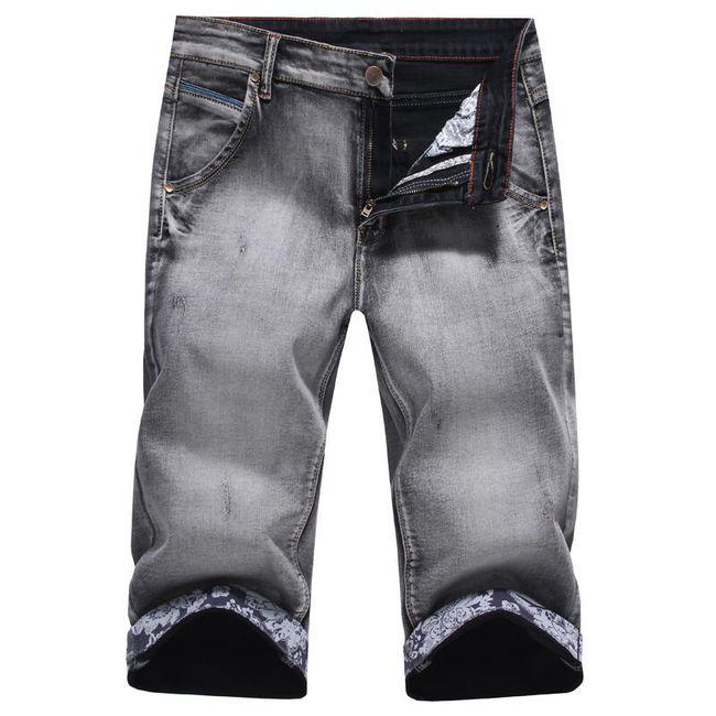 Pánské kraťasy pod kolena 1