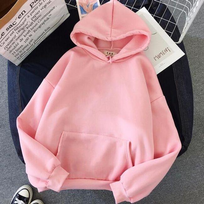 Női kapucnis pulóver Deja