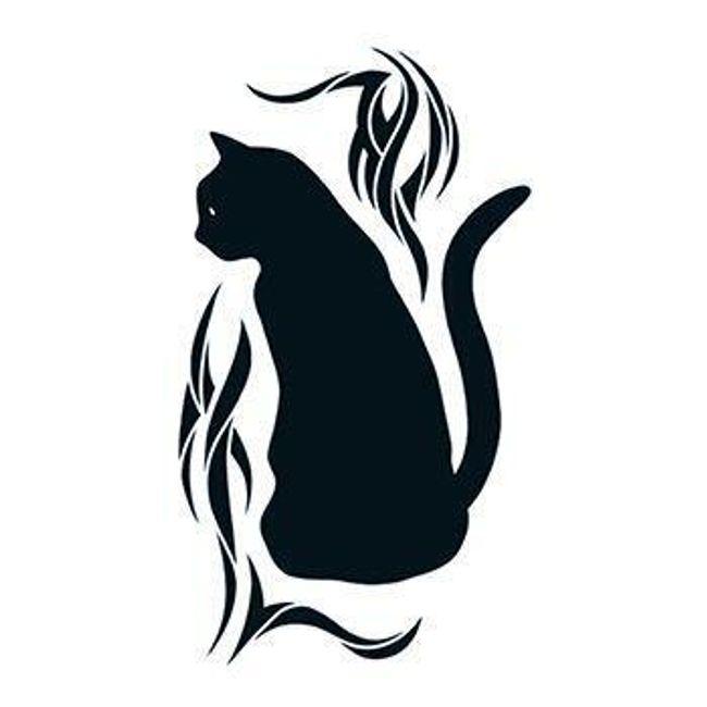 Černá kočička krémy