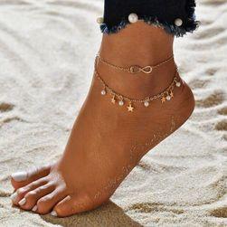 Браслет на ногу Angie