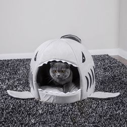 Hiška za mačke Sharky