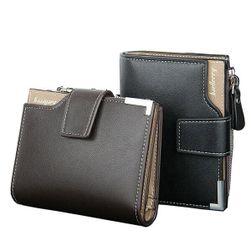 Męski wielofunkcyjny portfel - 3 kolory