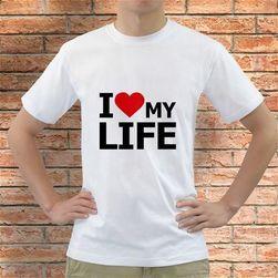 Koszulka I love my life