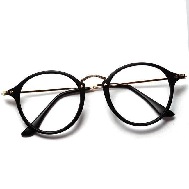 Круглые ретро-очки 1