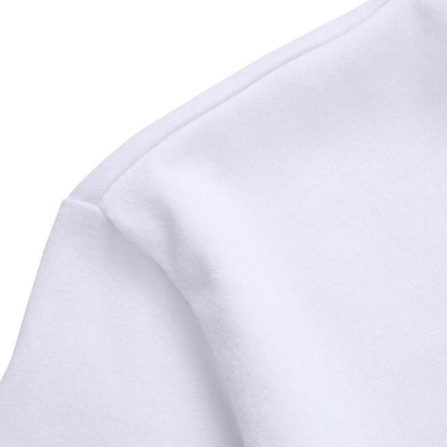 Férfi rövid ujjú póló Nicholas
