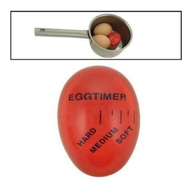 Magické vejce - časovač na vaření vajíček 1