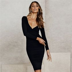 Женское платье с длинными рукавами Rianna