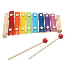 Дектски ксилофон - музикална играчка за деца