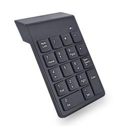 Bezdrátová numerická klávesnice k tabletu