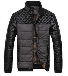 Pánska zimná bunda Aaden