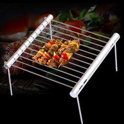 Hordozható összecsukható mini grill PSMG354