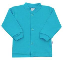 Lazac színű baba kabát RW_kabatek-mouse-Nbyo282