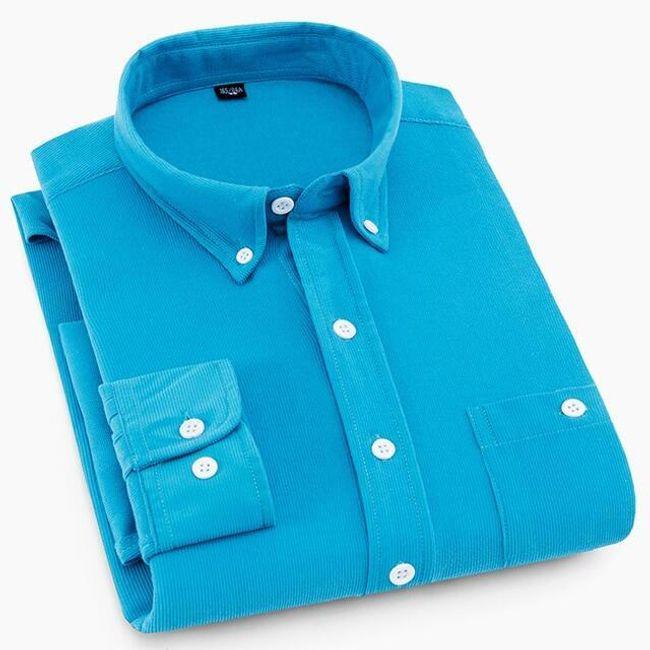 Męska koszula Zilvar 1