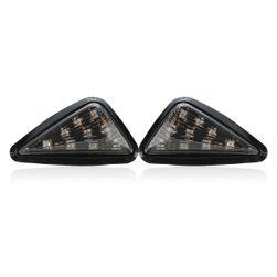 LED-es irányjelzők háromszögön - 2db