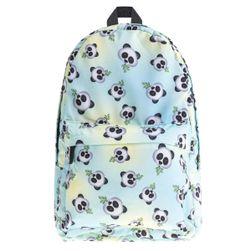 Школьный рюкзак с пандой