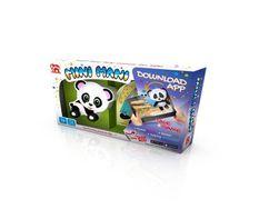 Dětská interaktivní hra pro děti Mini Mani - panda