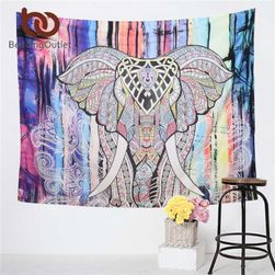 Jedinstvena tapiserija sa motivima mandala