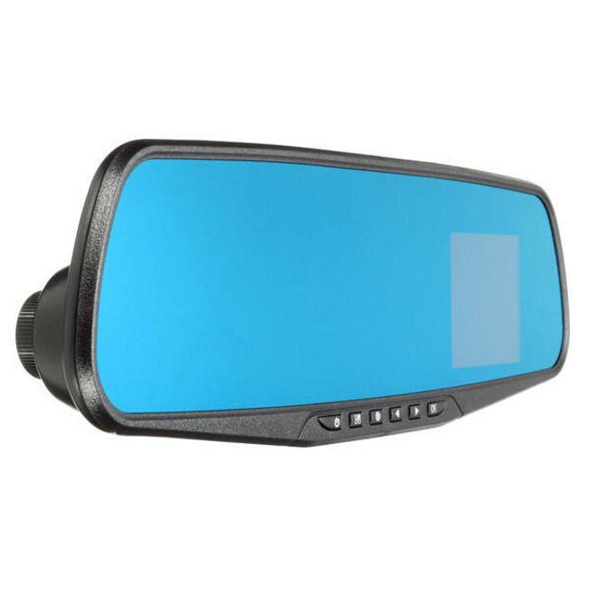 Oglindă retrovizoare cu camera de înregistrare 1