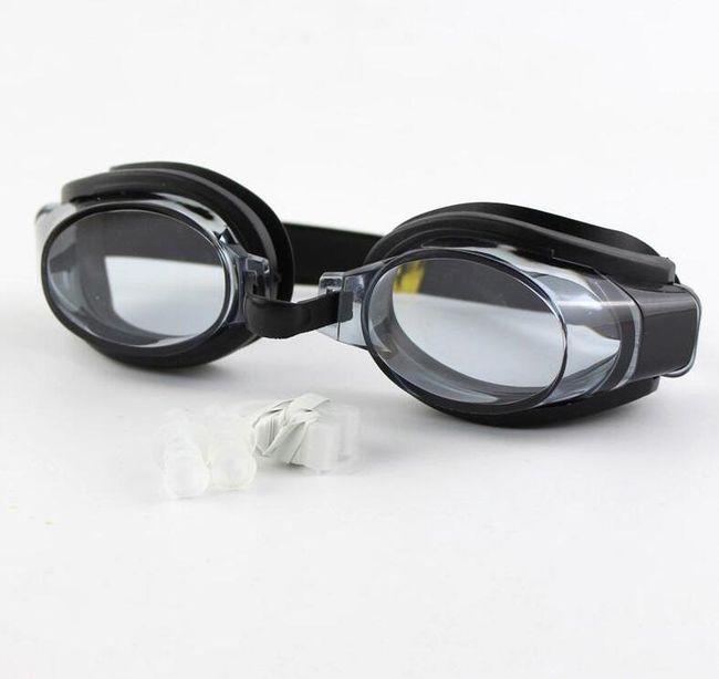 Dětské plavecké brýle - více barev 1