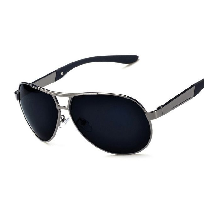 Pánské pilotkové sluneční brýle - 5 barev 1