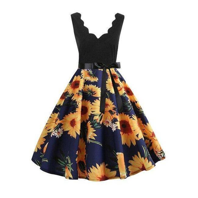 Női A szabású ruha Berenika 1