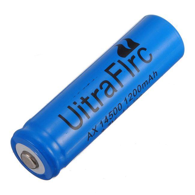Nabíjecí Li-ion AA baterie 1200mAh 1
