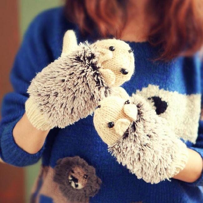 Rukavice sa ježićem - više boja 1