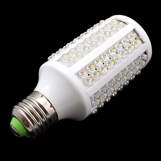Úsporná 10W LED žárovka se 166 LED diodami, svítivost 300-350lm 1