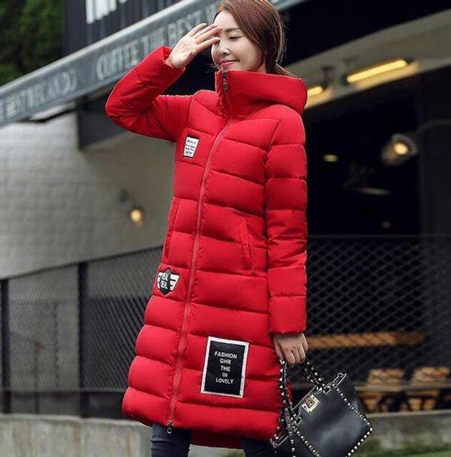 Dugačka zimska jakna Oriana 1