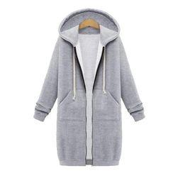 Ženska jakna s kapuco Falla