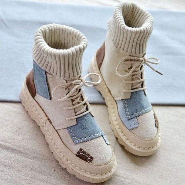 Ženske cipele do članka Sibbel 1