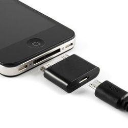 Micro USB/30 pin adaptér pro iPhone
