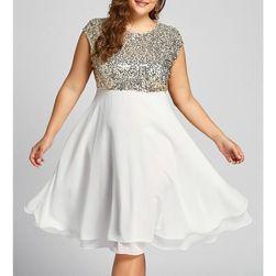 Женское платье размера плюс Biddy